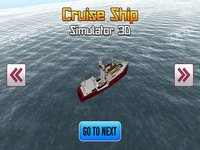 Cкриншот Cruise Ship Simulator 3D Games, изображение № 1954719 - RAWG