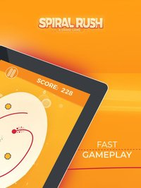 Cкриншот Spiral Rush: a Snake Game, изображение № 1727320 - RAWG