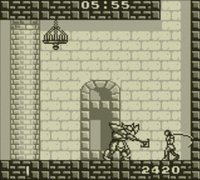 Cкриншот Castlevania: The Adventure (1989), изображение № 767948 - RAWG