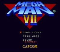 Cкриншот Mega Man 7 (1995), изображение № 762143 - RAWG