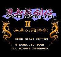 Cкриншот Ninja Gaiden II: The Dark Sword of Chaos (1990), изображение № 737126 - RAWG