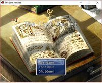 Cкриншот The Lost Amulet, изображение № 1152734 - RAWG