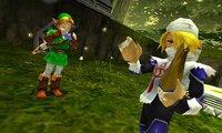 The Legend of Zelda: Ocarina of Time 3D screenshot, image №267584 - RAWG