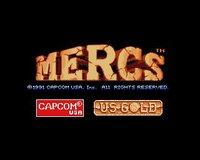 Cкриншот Mercs, изображение № 756227 - RAWG