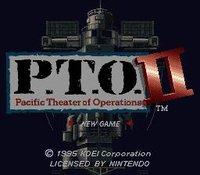 Cкриншот P.T.O. II, изображение № 762347 - RAWG