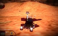 MARS SIMULATOR - RED PLANET screenshot, image №120917 - RAWG
