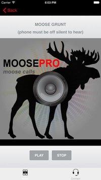Cкриншот Moose Hunting Calls-Moose Call-Moose Calls-Moose, изображение № 1729567 - RAWG