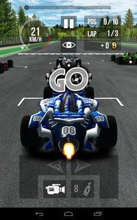 Cкриншот Thumb Formula Racing, изображение № 1977011 - RAWG