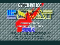 Cкриншот Cyber Police ESWAT, изображение № 748295 - RAWG