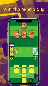 Cкриншот Football Card World Cup, изображение № 2779370 - RAWG