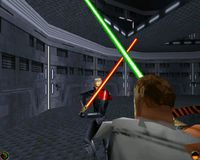 Cкриншот STAR WARS Jedi Knight: Dark Forces II, изображение № 99182 - RAWG