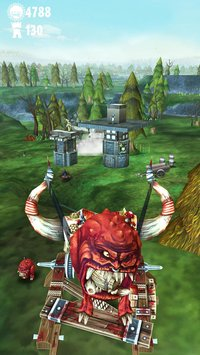 Cкриншот Warhammer: Snotling Fling, изображение № 672557 - RAWG