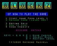 Cкриншот BlockZ (raymierussell), изображение № 2396743 - RAWG