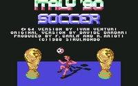 Italy '90 Soccer screenshot, image №748818 - RAWG