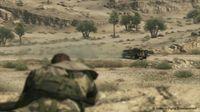 Metal Gear Solid V: The Phantom Pain screenshot, image №29096 - RAWG
