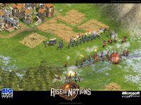 Cкриншот Rise of Nations, изображение № 349453 - RAWG