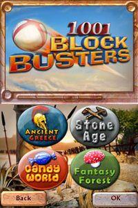 Cкриншот 1001 BlockBusters, изображение № 257604 - RAWG