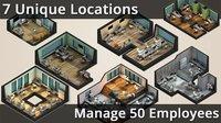 Cкриншот Game Studio Tycoon 3, изображение № 1518179 - RAWG