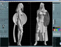Aartform Curvy 3D 3.0 screenshot, image №148529 - RAWG