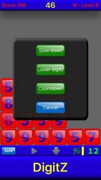 Cкриншот DigitZ - Brain-building fun!, изображение № 2817045 - RAWG