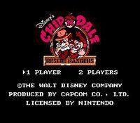 Cкриншот Chip 'n Dale Rescue Rangers, изображение № 735055 - RAWG