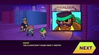 Big Action Mega Fight! screenshot, image №151113 - RAWG