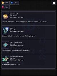 Cкриншот Dunidle: Offline Idle RPG Game, изображение № 2669483 - RAWG