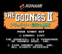 Cкриншот The Goonies II, изображение № 735945 - RAWG