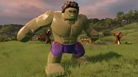 Cкриншот LEGO Marvel Мстители, изображение № 26144 - RAWG