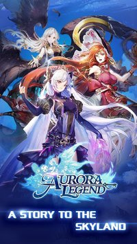 Cкриншот Aurora Legend -AFK RPG, изображение № 2089968 - RAWG