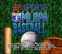 MLBPA Baseball screenshot, image №759803 - RAWG