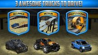 Cкриншот 3D Monster Truck Parking Game, изображение № 1555405 - RAWG