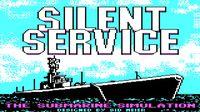 Cкриншот Silent Service, изображение № 177496 - RAWG