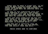 Cкриншот Chuckie Egg 2, изображение № 747835 - RAWG