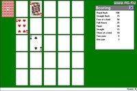 Cкриншот Poker Solitaire, изображение № 344206 - RAWG