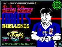 Jocky Wilson's Darts Challenge screenshot, image №755777 - RAWG