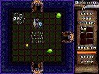 Cкриншот Dungeonette (ZX Spectrum Next) Digital Download, изображение № 1016250 - RAWG