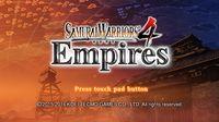 SAMURAI WARRIORS 4 Empires screenshot, image №24491 - RAWG