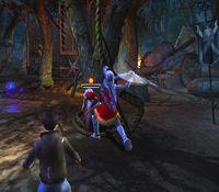 Cкриншот Хроники Нарнии. Лев, Колдунья и Волшебный Шкаф, изображение № 1720767 - RAWG