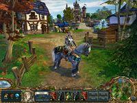 Cкриншот King's Bounty: Принцесса в доспехах, изображение № 162202 - RAWG