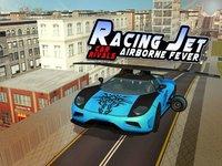 Cкриншот Racing Jet Car Rivals Airborne Fever, изображение № 1757229 - RAWG