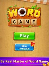 Cкриншот Word Game - a word puzzle game, изображение № 1776725 - RAWG