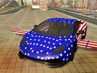 Cкриншот Racing Jet Car Rivals Airborne Fever, изображение № 1757230 - RAWG