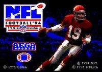 Cкриншот NFL Football '94 Starring Joe Montana, изображение № 759868 - RAWG
