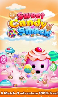 Cкриншот Candy Smack - Sweet Match 3 Crush Puzzle Game, изображение № 2209343 - RAWG