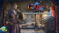 Cкриншот Grim Facade: The Artist and The Pretender - A Mystery Hidden Object Game (Full), изображение № 2570609 - RAWG