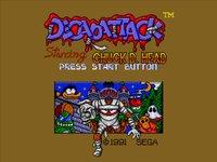 Cкриншот Decap Attack (1991), изображение № 758923 - RAWG