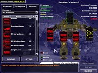 Cкриншот MechWarrior 4: Black Knight, изображение № 330039 - RAWG