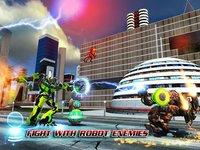 Cкриншот Transforming Robot Ball War, изображение № 2030976 - RAWG