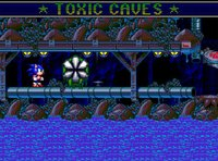 Cкриншот Sonic Spinball, изображение № 130342 - RAWG